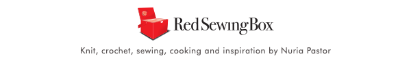 Red Sewing Box