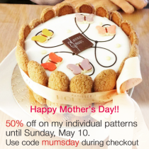 201505-Mothers-day-50off-cake